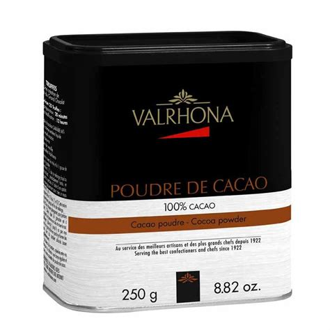 Powder Cocoa Coklat Powder chocolate specialists the chocolate shop valrhona cocoa powder 100 cocoa 250g