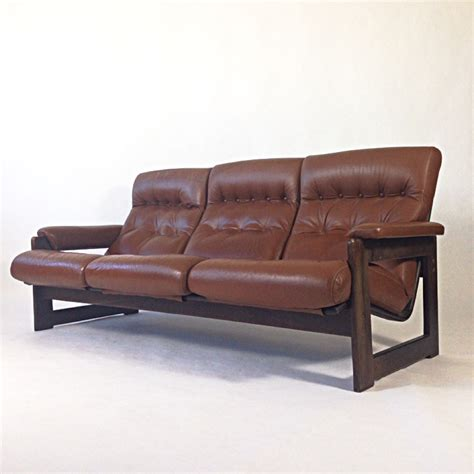 70s leather sofa arne norell for coja leather sofa 1960 s 70 s s1341 sold