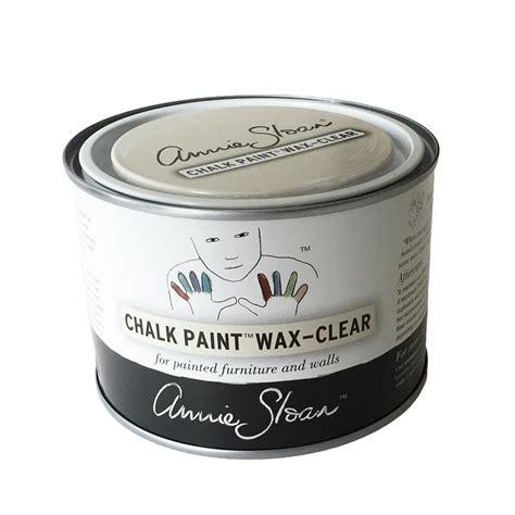 chalk paint wax finish sloan clear wax 500ml 163 8 95 lucia