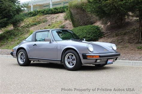 Porsche 911 Targa 1988 by 1988 Porsche 911 Carrera Targa Commemorative Edition