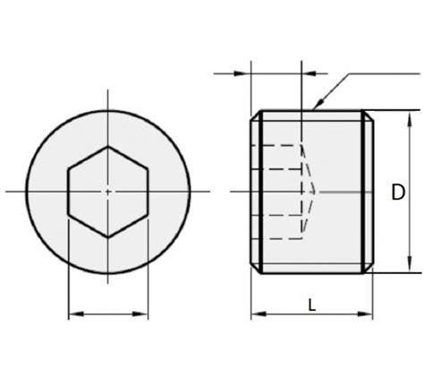 Gembok Stainless Steel sus 304 socket set metric baut tanam