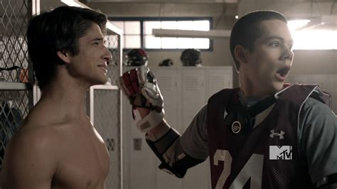 Posey Accepts Small Screen by Posey As Mccall Shirtless In Wolf 2 215 02
