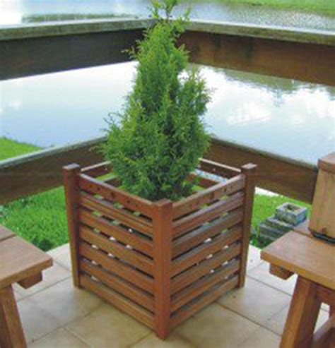 fazer plantas fa 199 a voc 202 mesmo cachep 212 de madeira para plantas toolbras