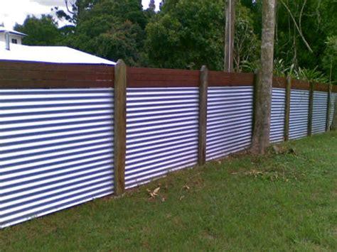 corrugated metal privacy fence nana s workshop