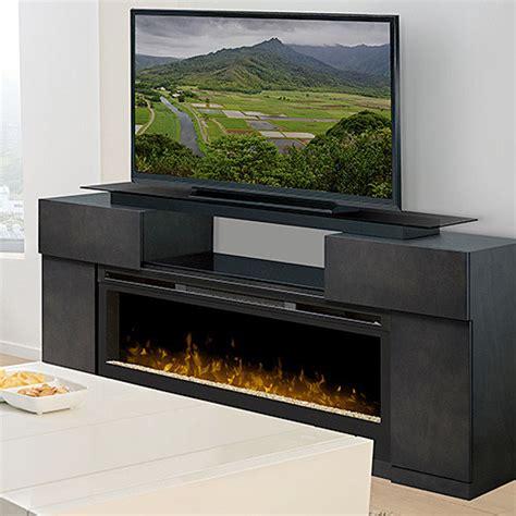 modern electric fireplace entertainment center concord grey electric fireplace entertainment center