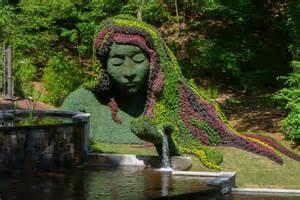 botanical gardens create local technique