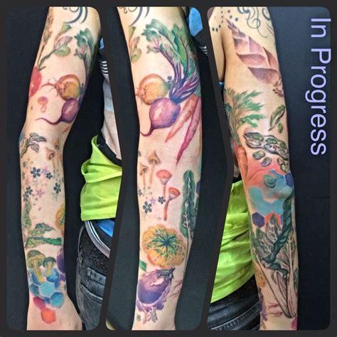 vegetable tattoos best 25 vegetable ideas on food