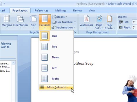 remove layout word how to remove column format in word 2007 dummies