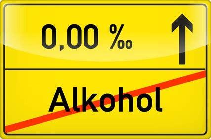 Promillegrenze Auto Deutschland by Alkohol Am Steuer Fahrrad