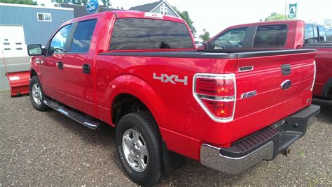 big valley autos big valley ford in ewen with a like new 2010 f 150 plow truck