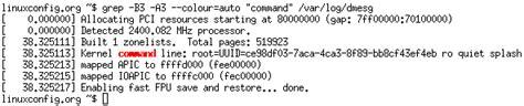grep pattern line number grep egrep fgrep rgrep linuxconfig org