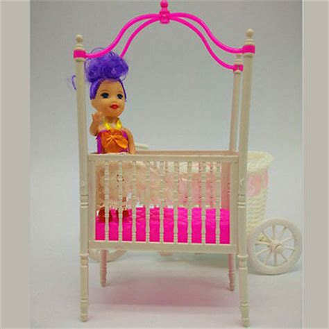 Sweet Baby Crib by Small Sweet Baby Crib For Doll Doll S Bed Doll Accessories What S It Worth