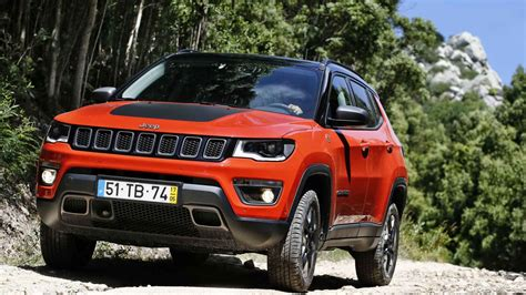 jeep compass 2018 reviews 2018 jeep compass review stylish look brings appeal