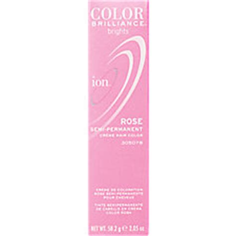 ion color brilliance brights directions ion color brilliance brights semi permanent hair color
