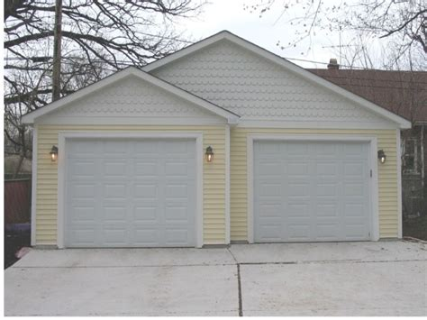 Regency Garage by Regency Garages Chicago Garage Builder Garage