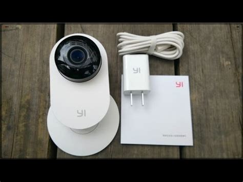 xiaomi xiaoyi tutorial xiaomi ants xiaoyi smart camera and app review doovi
