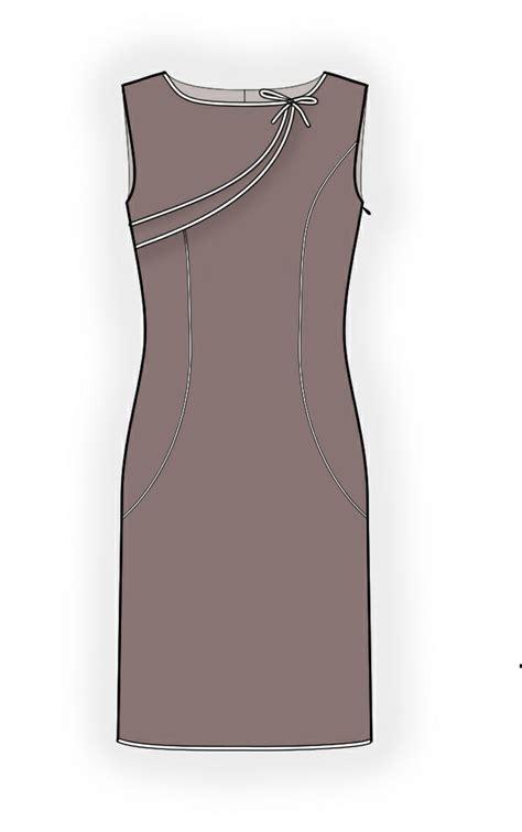 pattern yoke dress dress with fall yoke sewing pattern 4311 made to