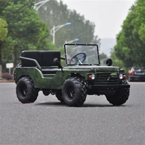 Jeep Stocks Mini Jeep 150cc Stock