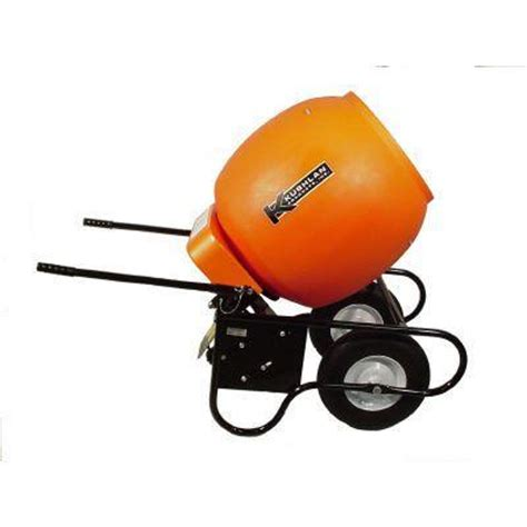 kushlan 6 cu ft concrete mixer discontinued 600w 053509