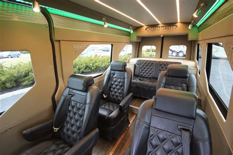 limo seats executive sprinter for sale