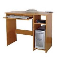 basic office desk computer desk basic beech workstation home office wooden