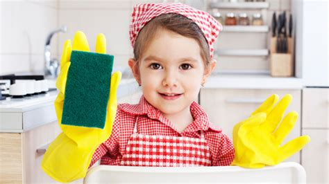how to clean up how to get grandkids to clean up after themselves grandparents