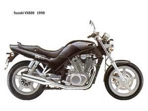 Suzuki Vx Suzuki Vx800 Motociclismobr