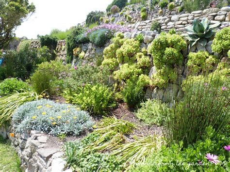 The S Garden st michael s mount gardens produce from the garden