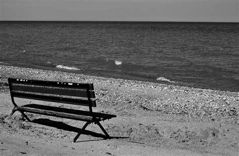 bench on the beach bench on the beach julian corlaci