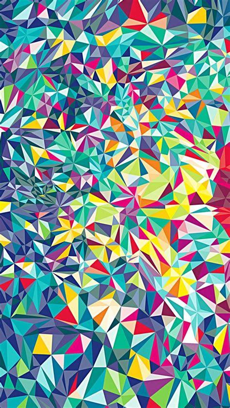 cool wallpaper s5 geometric swirl chaos angular color pinterest s5