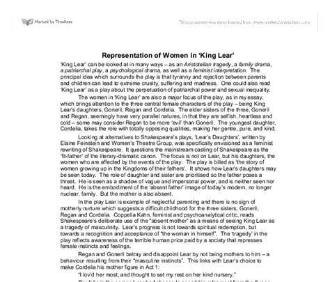 macbeth sle essays king lear thesis 28 images king lear thesis 28 images