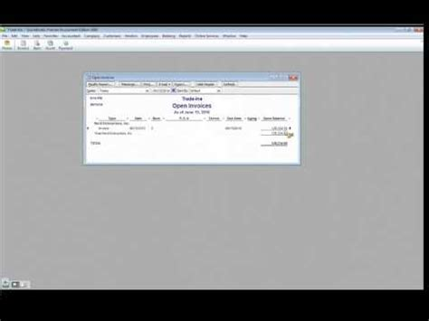quickbooks accounting tutorial youtube quickbooks tutorial accounting for trade ins with