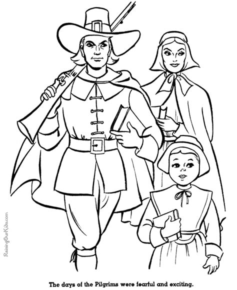 coloring pages for us history pilgrims history coloring pages