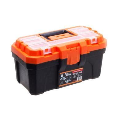 Mini Toolbox Kotak Perkakas Kecil Kenmaster jual kenmaster b400 box tool kit set kotak perkakas besar