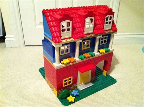 duplo dolls house lego duplo house by ravnut via flickr lego duplo pin win house party contest