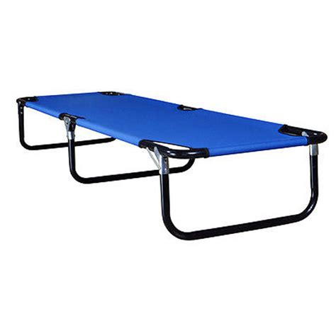 Portable Outdoor Cing Military Bed Cot Folding Guest Portable Bed