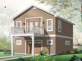 Garage Apartment Designs by Charming One Car Garage Apartment Plan Garage Plans
