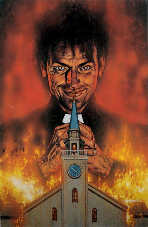 Preacher 3 Book 2010 By Comic Book The Preacher