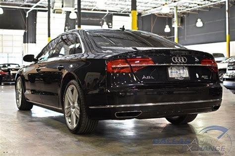 Audi A8l 2015 by 2015 Audi A8l 4 0t Exclusive German Cars For Sale