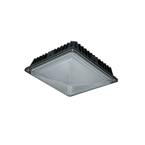 Led Low Profile Canopy Light 58wt 5500 Lumen Multi Volt Light Canopy