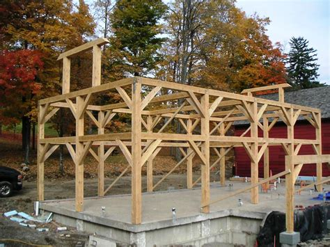 Post And Beam Construction Details » Home Design 2017