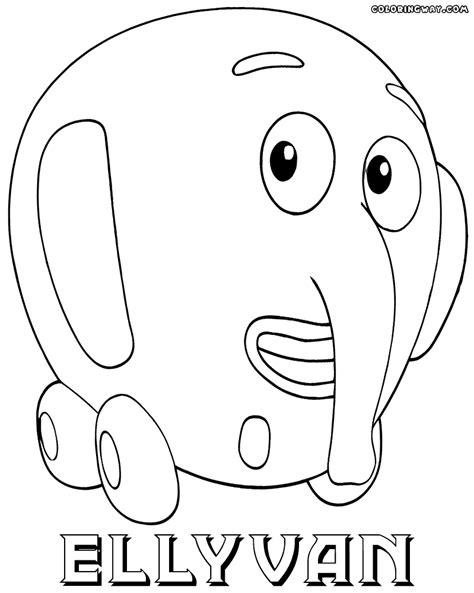 Jungle Junction Coloring Pages Coloring Pages To Jungle Junction Coloring Pages
