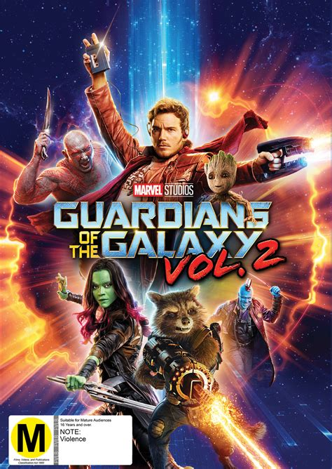 The Guardians 2 guardians of the galaxy vol 2 dvd on sale now at