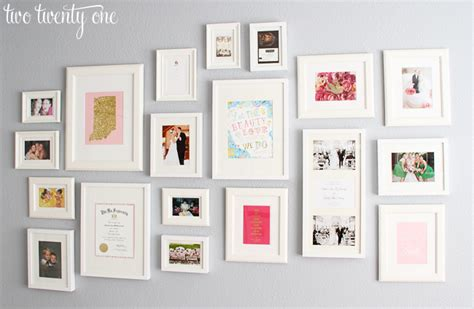 gallery wall how to home office gallery wall decorating ideas two twenty one