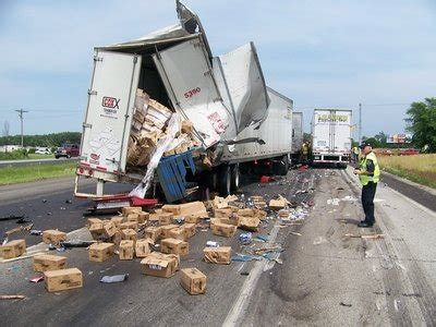boating accident yesterday texas three semis involved in indiana truck accident truck