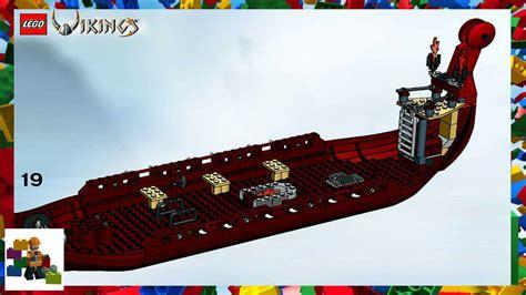 lego instructions vikings 7018 viking ship - Lego Viking Boat Instructions