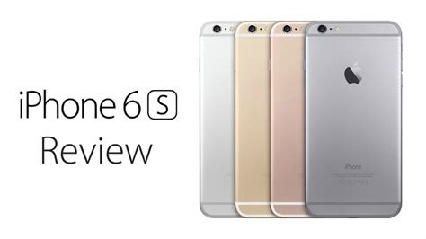 iphone 6s review onetechstop