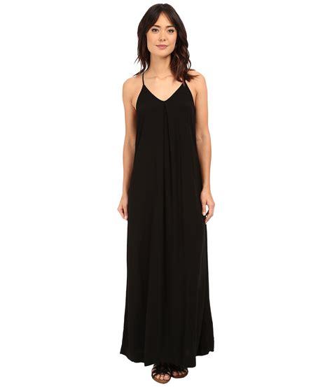 Maxi Moderen michael modern rayon maxi slip dress at zappos