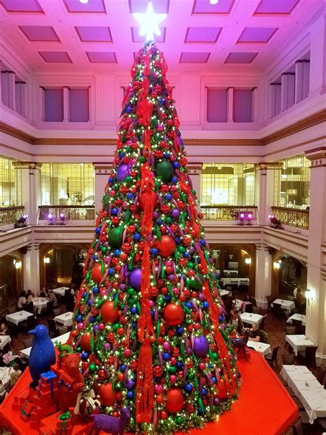 christmas tree lots chicago macy s magical tree the chicago files