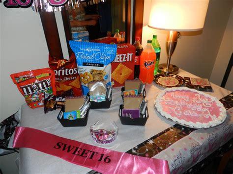 decorating hotel room for birthday the arnott family sweet sixteen celebration